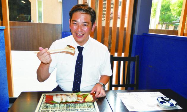 大阪環状線 ぐるり お寿司 旅