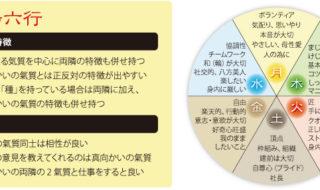 占導師 峰慈の陰陽六行占術